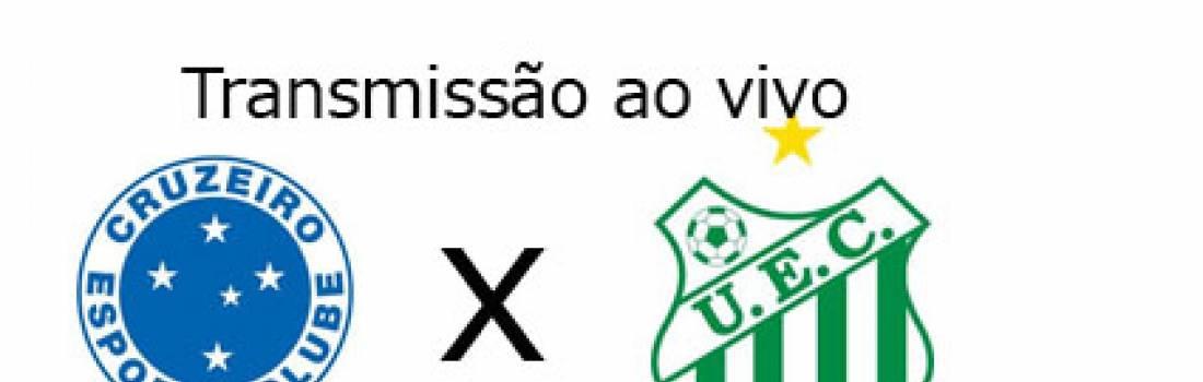 Cruzeiro x Uberlândia - transmissão ao vivo