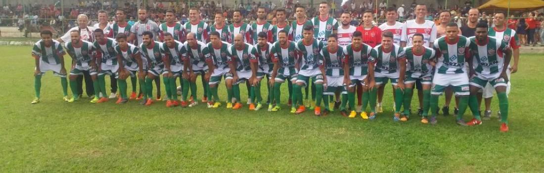 Campolina FC sagrou-se campeão Esmeraldense 2017