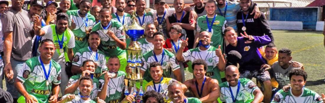 Palmeirense é o campeão da Primeira Divisão no SFAC