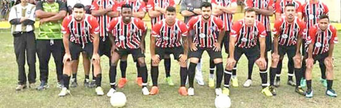Siderúrgica disputa pela primeira vez o Campeonato Mineiro Amador