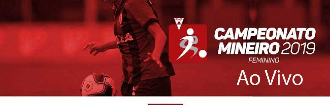 Cruzeiro x America - Futebol Feminino ao vivo