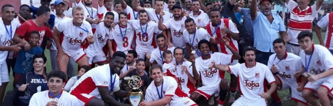 Aliados vai representar conselheiros Lafaiete no campeonato mineiro amador.
