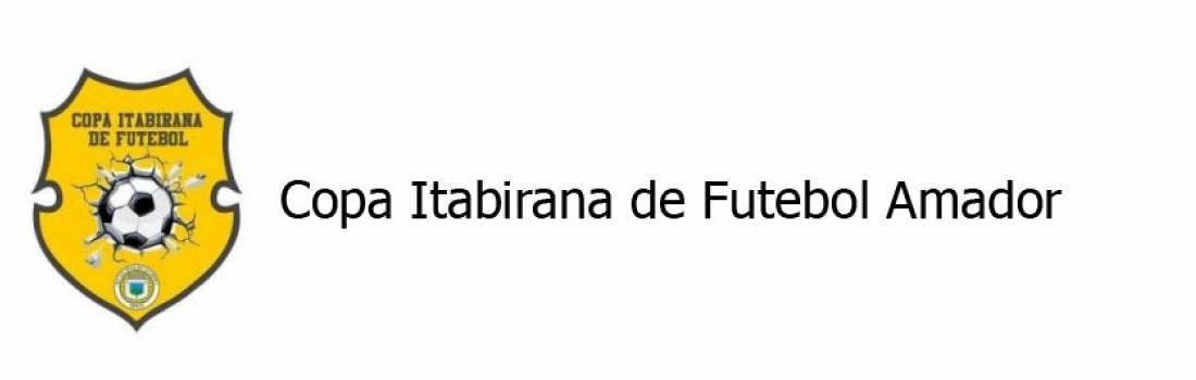Copa Itabirana,começa neste domingo