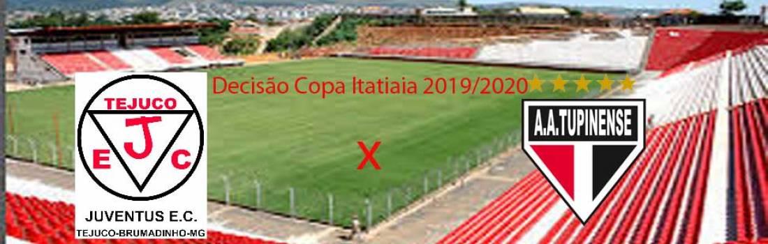 Decisão Copa Itatiaia 2019/2020