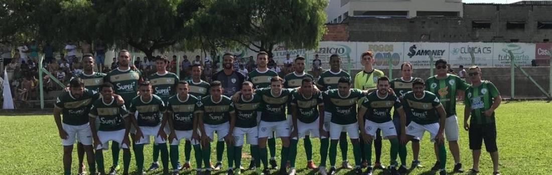 Nacional é campeão Municipal de Santo Antonio do Monte da temporada de 2019