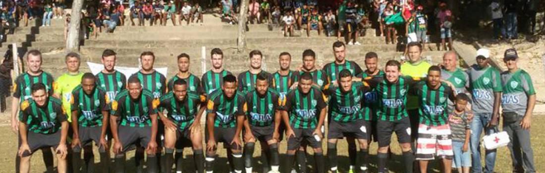 Vila Nova, campeão Rural de Piracema