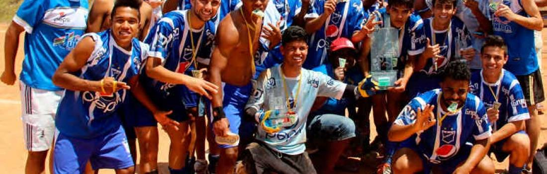 Jusa Fonseca � campe�o J�nior 2016 da Liga de Divinopolis