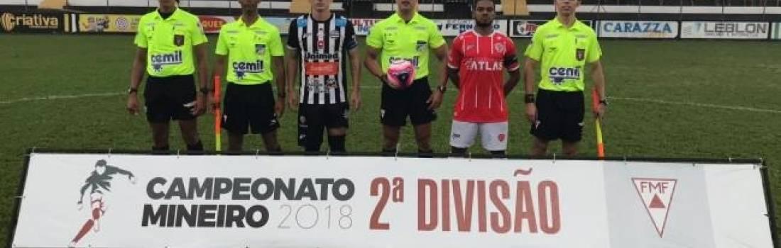 Athletic e Valeriodoce empatam na primeira partida da semi final