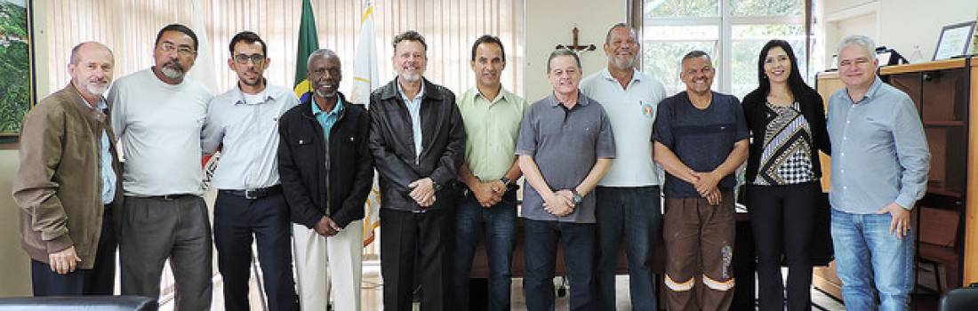 Prefeitura e LIFA assinam convênio para campeonato amador