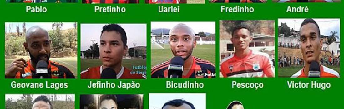 Seleção do Campeonato Amador de Belo Oriente 2017